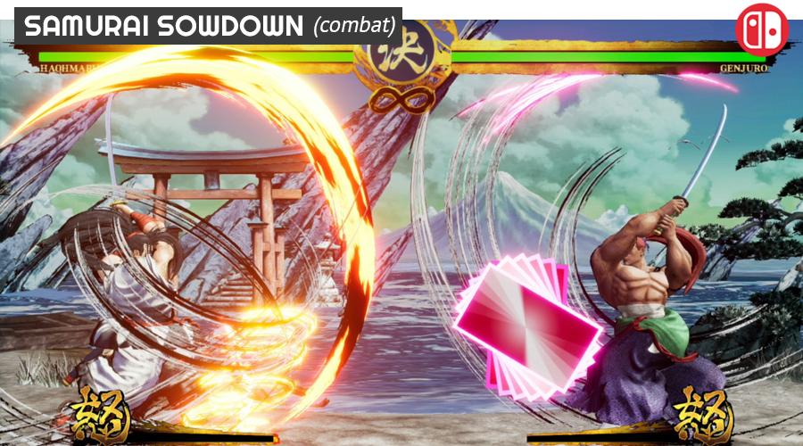 Samurai Sowdown