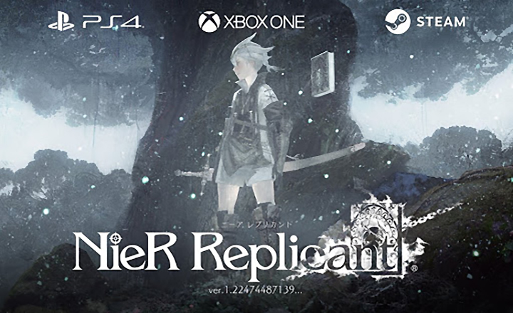 NieR Replicant s'offre un remaster et une arrivée en Europe