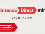 Nintendo Direct Mini 26/03/2020