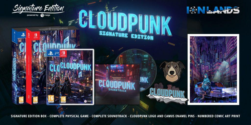Cloudpunk Edition Signature
