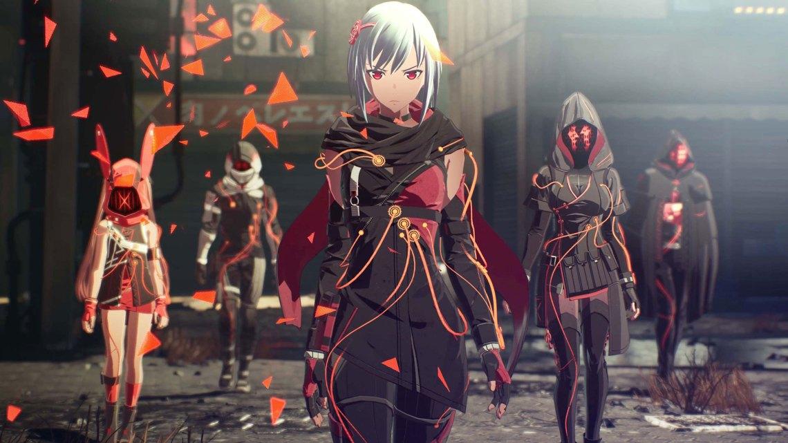 Scarlet Nexus dévoile du gameplay