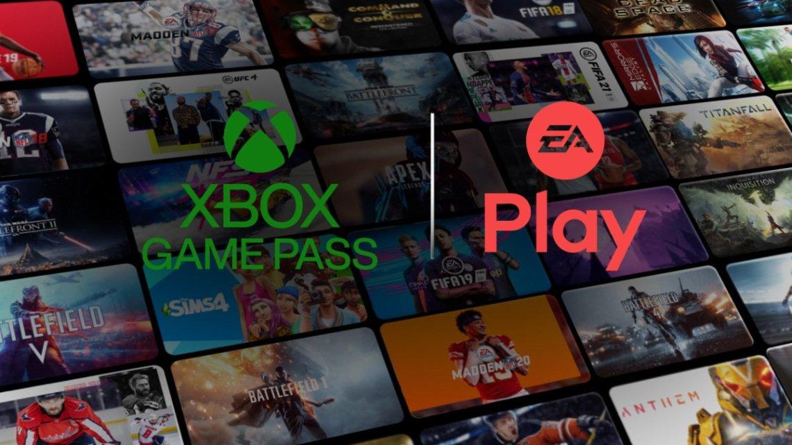 EA Play débarque dans le Xbox Game Pass