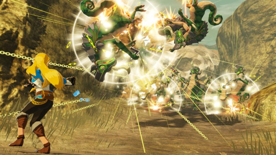 Hyrule Warriors : L'Ère du Fléau s'offre un nouveau trailer et du gameplay