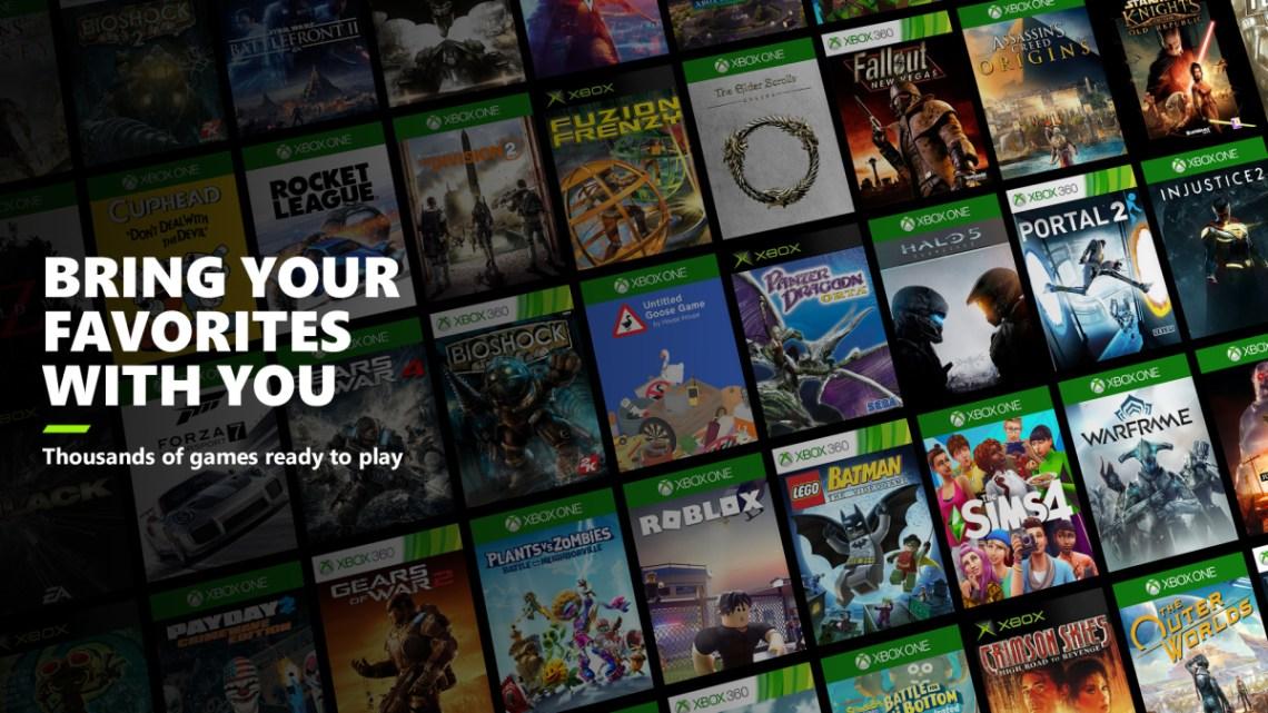 Les Xbox Series X et S détaillent leur rétrocompatibilité