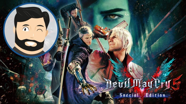 Le mini-avis de Noopinho : Devil May Cry V Special Edition, DMC V mais en mieux