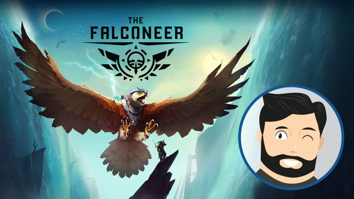 Le mini-avis de Noopinho : The Falconeer, shooter jusqu'au bout de l'ennui
