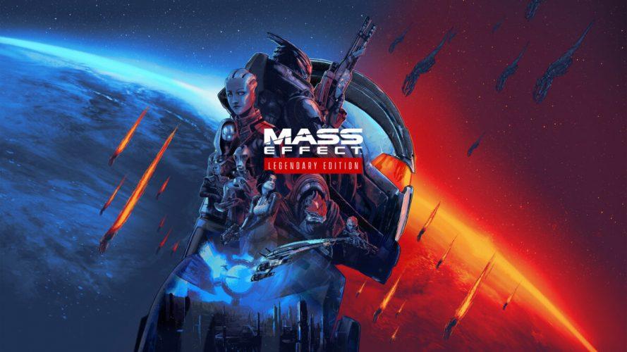 Mass Effect Legendary Edition confirmé