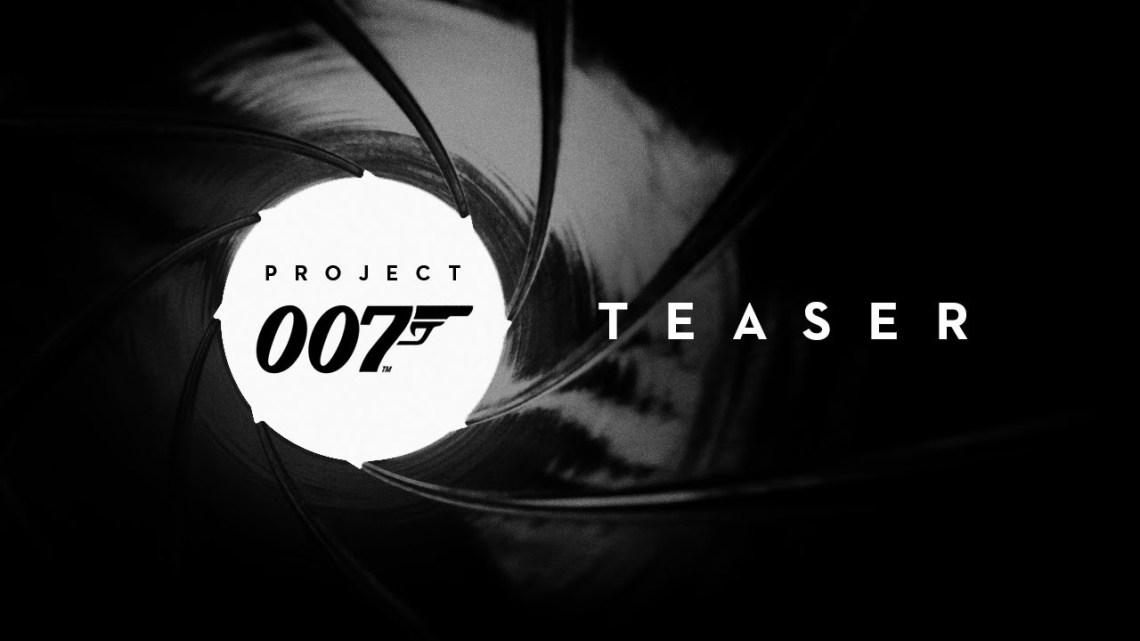 IO Interactive annonce travailler sur un jeu James Bond