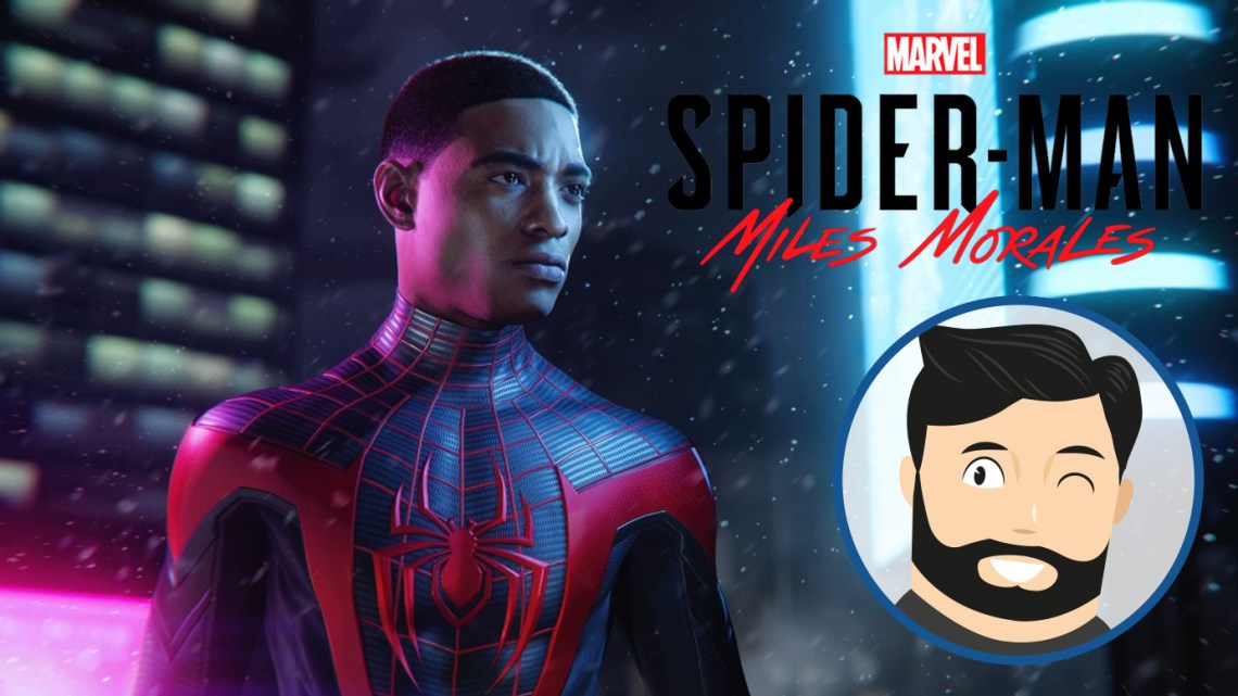 L'avis de Noopinho : Spider-Man Miles Morales, un spin-off génial mais un peu light