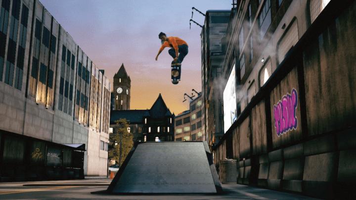 Tony Hawk's Pro Skater 1 + 2 arrive sur next-gen, et Nintendo Switch