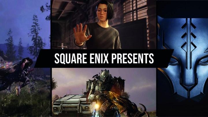 Square Enix Presents 18/03/2021 : le récap