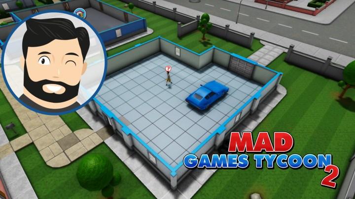 L'avis (Preview) de Noopinho : Mad Games Tycoon 2, vis ma vie de développeur