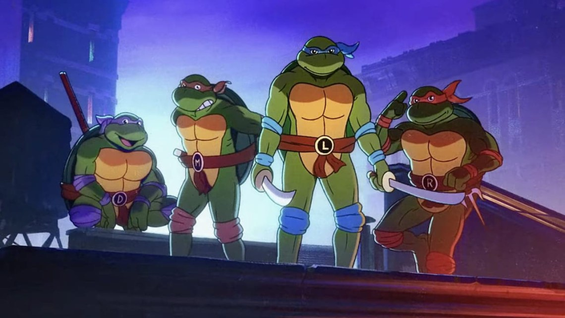 Teenage Mutant Ninja Turtles : Shredder's Revenge annoncé