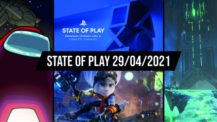 State of Play du 29/04/2021 : le récap