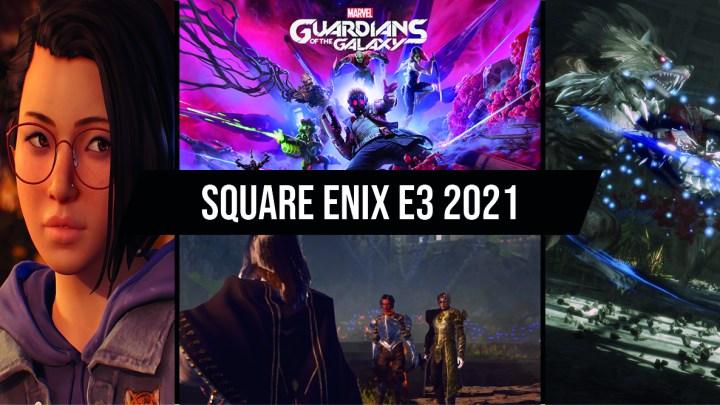 Square Enix Presents Summer Showcase E3 2021 : le récap
