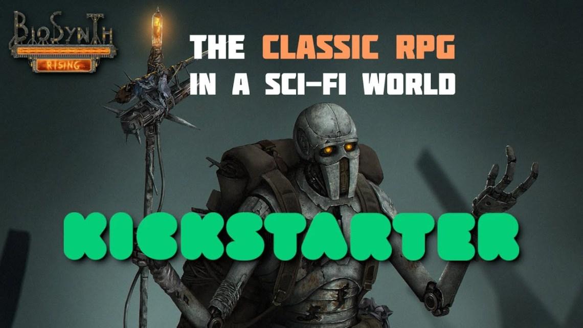 BioSynth : Rising lance son Kickstarter prochainement