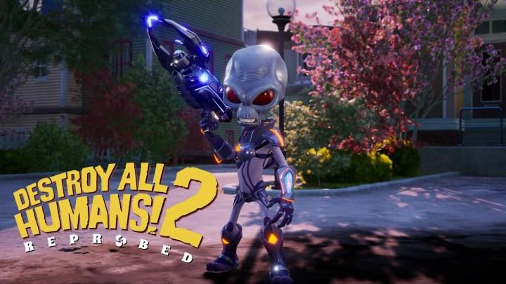 Destroy All Humans! 2 : Reprobed va débarquer sur PC, PS5 et Xbox Series