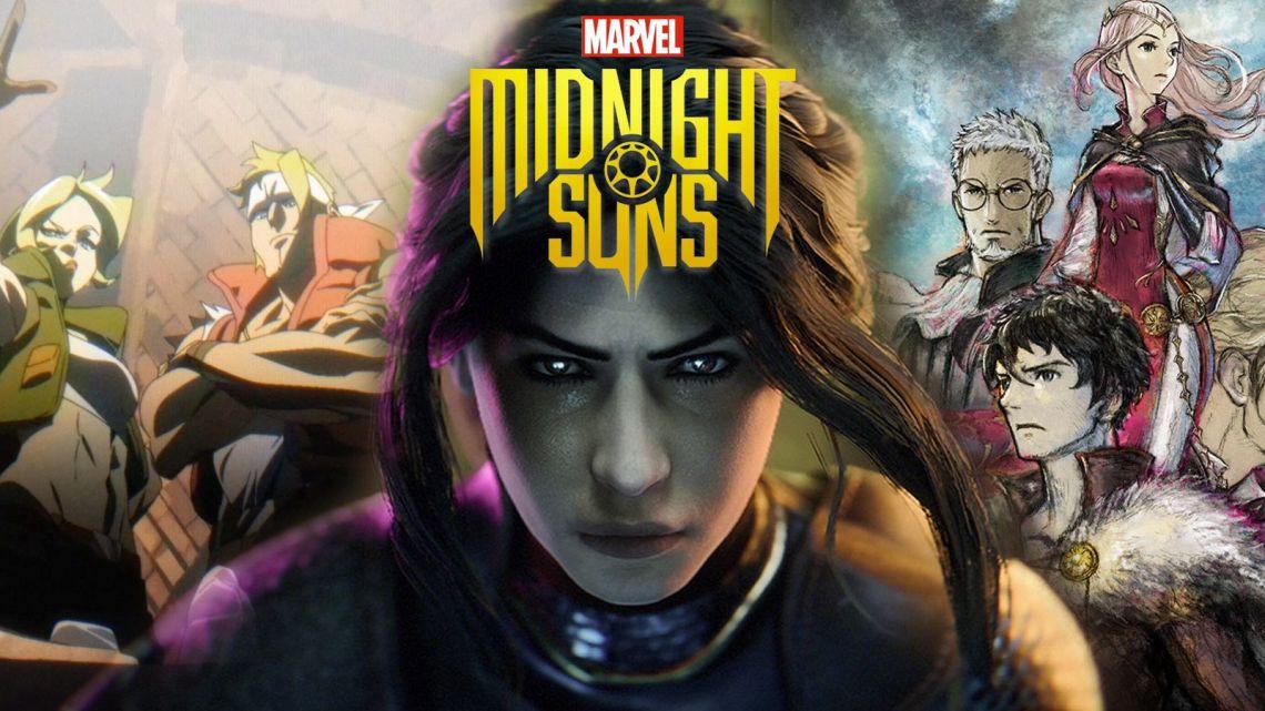 Marvel's Midnight Suns dévoile son gameplay