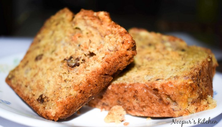 banana bread eggless whole-wheat 2a