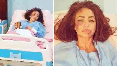 تعرف علي حقيقة الاعتداء على الفنانة اللبنانية دوللي شاهين