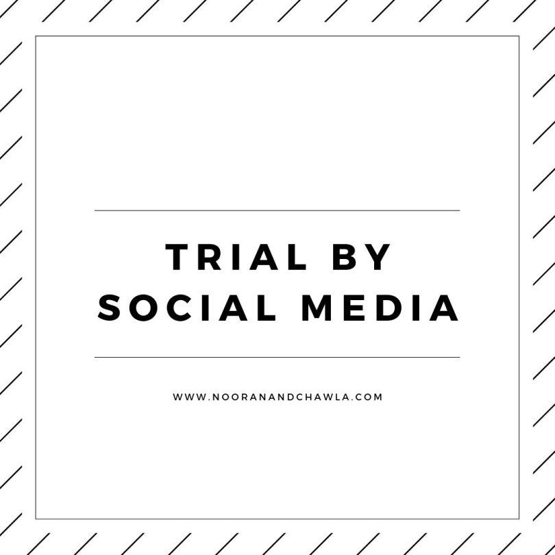 trial by social media