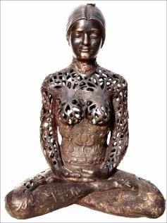 H18xL15xW10'' inches,bronze sculpture