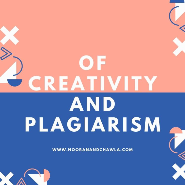 Of Creativity and Plagiarism