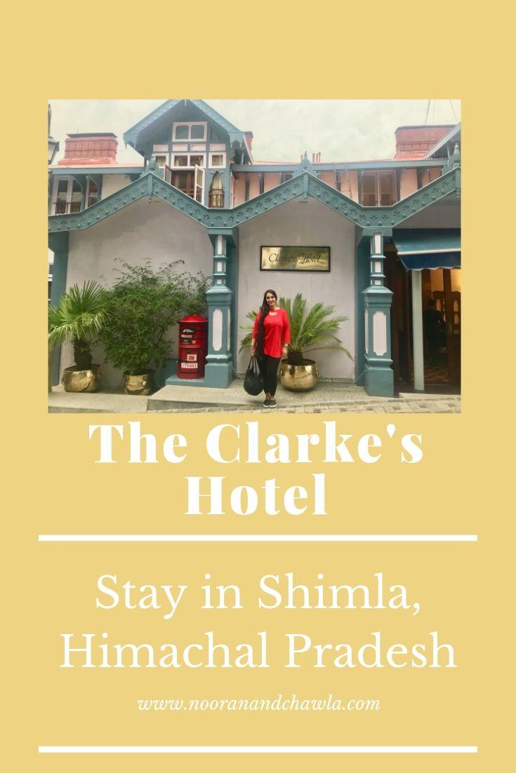 Stay in Shimla, Himachal Pradesh