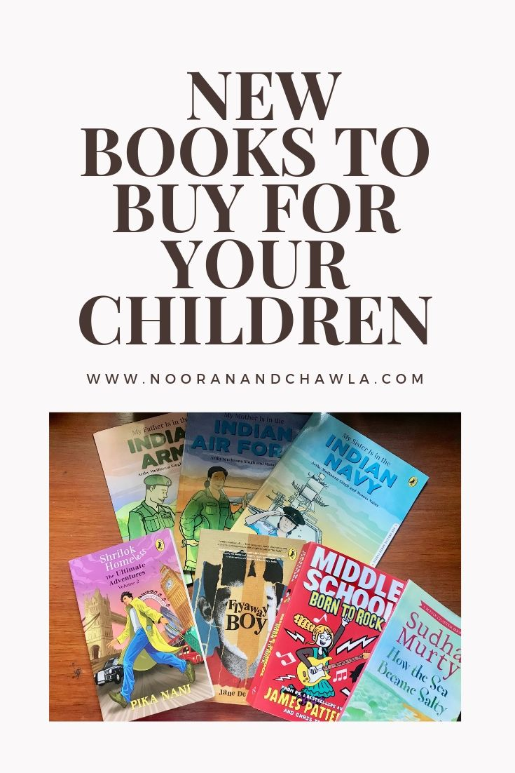 new books for children