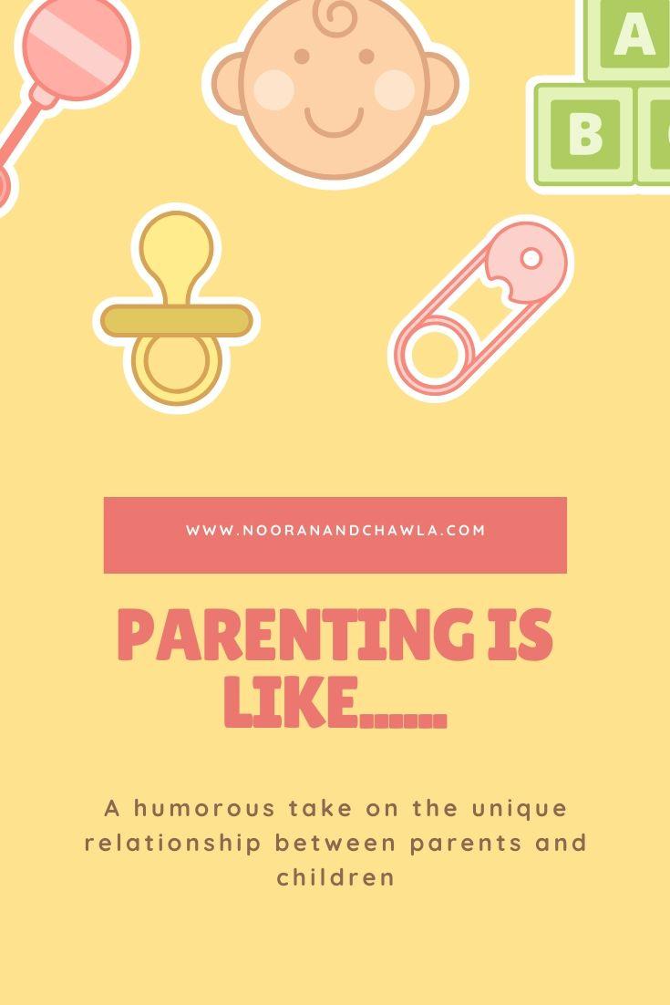 Parentingislike