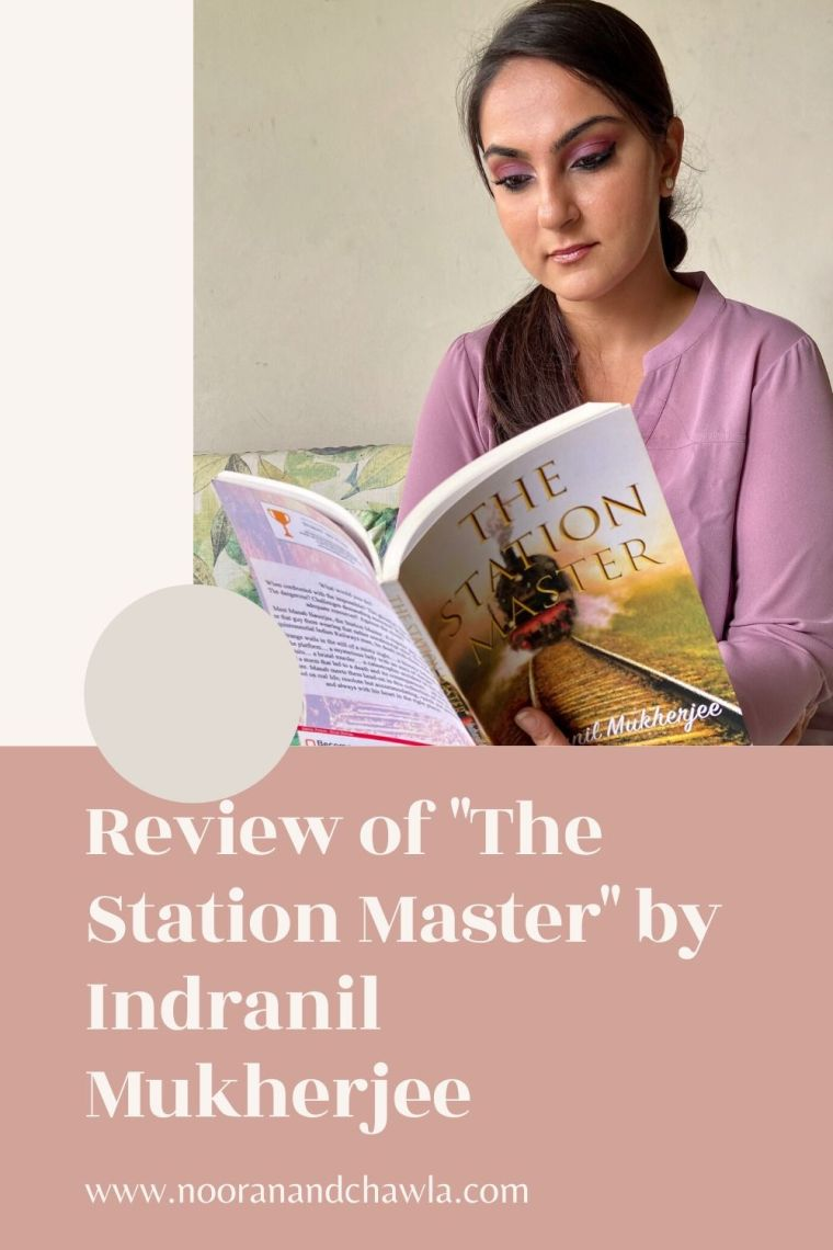 Review of _The Station Master_ by Indranil Mukherjee