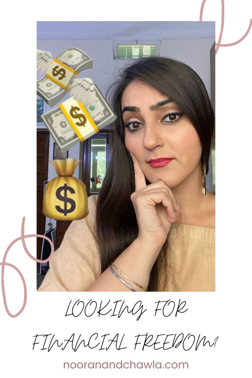 LOOKING FOR FINANCIAL FREEDOM_