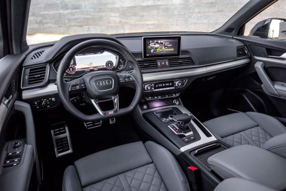2018 Audi Q5 technology