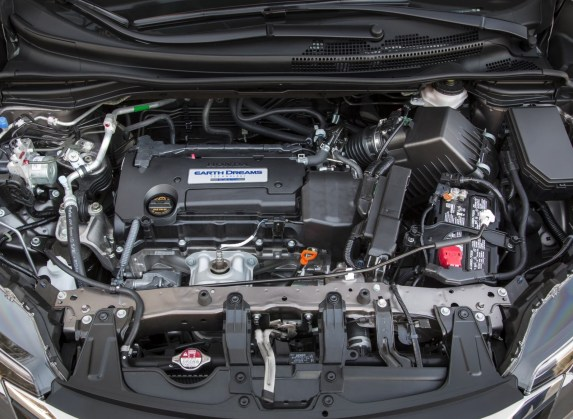 2018 Honda CRV engine 2