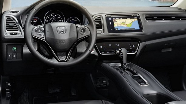 2018 Honda HR-V technology