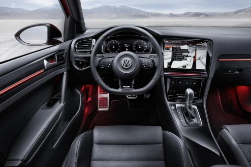 2018 Volkswagen Golf technology