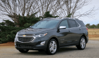 2018 Chevrolet Equinox Price