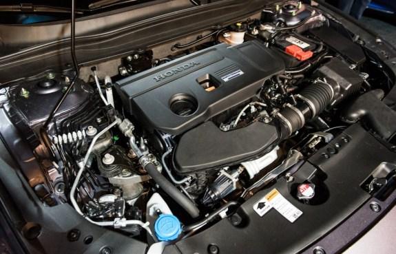 2018 Honda Accord Sport Engine