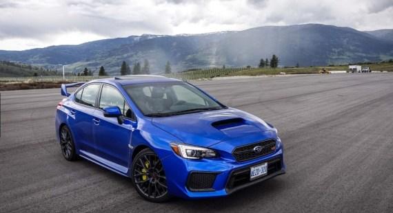 2018 Subaru WRX Concept