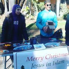 Dawah Table