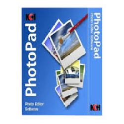 NCH PhotoPad Image Pro Editor Crack 6.67 + License Key Download