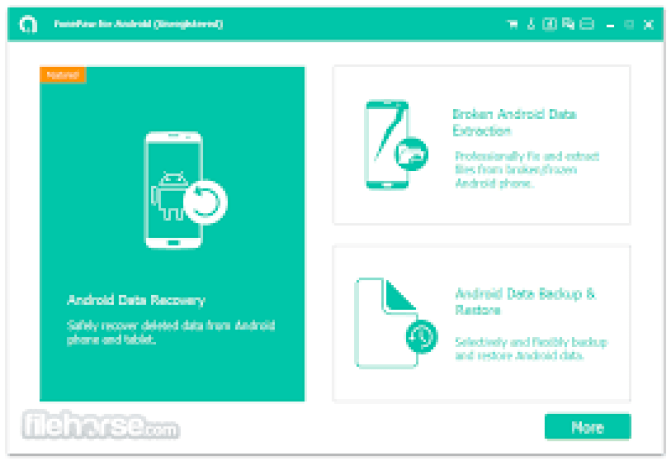 FonePaw Android Data Recovery 3.9.0 Crack