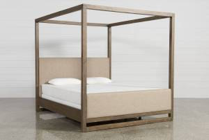 Adult Canopy Bed New Eastern King Canopy Bed Nelson Natural