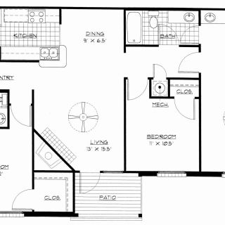 Apartment Floor Plans Luxury 3 Bedroom Floor Plan with Dimensions Pdf
