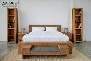 Bedside Bookcase Elegant Our Beautiful Teak Wood Furniture and Beds are Perfect for