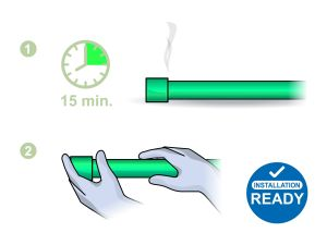 Best Way to Heat Home Fresh How to Join Ppr Pipe 13 Steps with Wikihow
