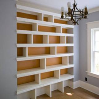 Bookshelf Ideas Beautiful Look Bump Out Bookshelves