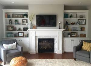 Cabinet Design for Living Room New How to Build A Built In the Cabinets Woodworking