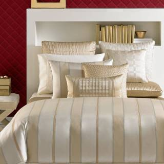 Clearance Bedding Fresh Hotel Collection Regal Stripe Collection Sale & Clearance