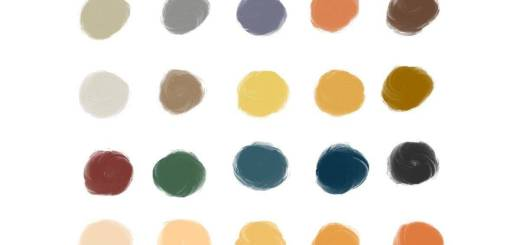 Colors Mood Unique Florence Procreate Color Palette